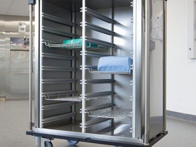 Maintaining Sterility During Transport and Storage